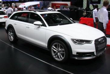 Paris 2014 - Audi A6 allroad restylée