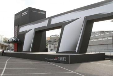 Paris 2014 - Audi #dareTT : à vous de jouer sur Twitter