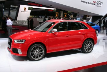Paris 2014 – Audi RS Q3