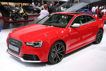 Paris 2014 – Audi RS 5 Coupé