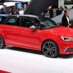 Paris 2014 – Audi S1 Sportback avec les packs quattro