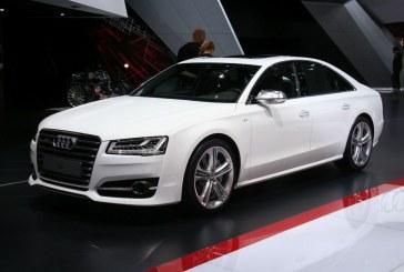 Paris 2014 - Audi S8