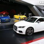 Paris 2014 – Audi TTS Coupé