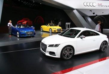 Paris 2014 - Audi TTS Coupé