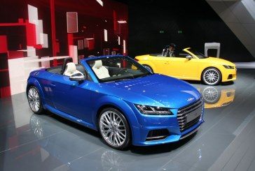 Paris 2014 – Audi TTS Roadster