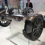 Paris 2014 – Technologie Bridgestone RFT pour les pneus Run-Flat