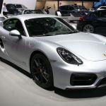 Paris 2014 – Porsche Cayman GTS & Porsche Boxster GTS