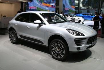 Paris 2014 – Porsche Macan
