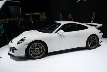 Genève 2013 – Présentation mondiale de la nouvelle 911 GT3 célèbrant les 50 ans de la 911
