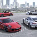 Nouvelle Porsche 911 Carrera GTS Type 991 – Plus de puissance et de plaisir de conduite