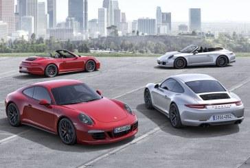 Nouvelle Porsche 911 Carrera GTS Type 991 - Plus de puissance et de plaisir de conduite
