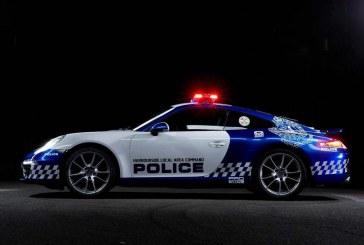 Une Porsche 911 Carrera pour la Police australienne
