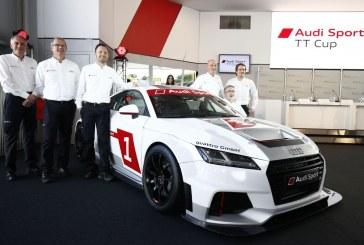 Présentation de l'Audi Sport TT Cup en live d'Hockenheim