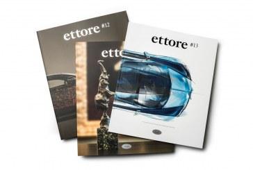 Automotive Brand Contest 2014 : le magazine client de Bugatti, ettore, reçoit une distinction du Rat für Formgebung