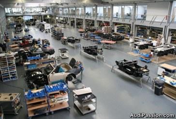 Visite de la manufacture Wiesmann à Dülmen en Allemagne – 2ème partie
