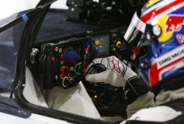 Le volant de la Porsche 919 Hybrid - Une interface de contrôle multifonctionnelle