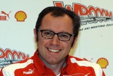 Arrivée chez Audi de l'ancien patron de la Scuderia Ferrari – Stefano Domenicali