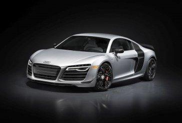 Audi R8 competition – une édition limitée de l'Audi R8 pour le marché américain