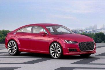 Audi TT Sportback concept : la sportivité réinventée