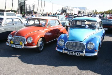 Automédon 2014 - Audi et Auto Union présentes