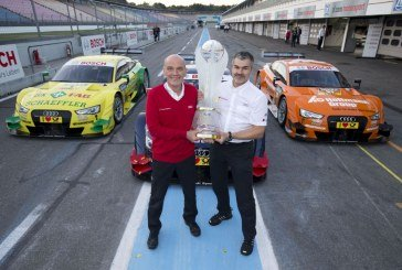 DTM – Audi remporte le titre constructeur et la finale à Hockenheim
