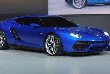 Paris 2014 - Lamborghini Asterion LPI 910-4 - premières informations et photos officielles