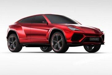 Le prochain SUV Lamborghini Urus aura un moteur 4.0 V8 biturbo d'origine Audi