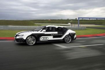 Live – Tour de l'Audi RS 7 piloted driving concept sur le circuit d'Hockenheim