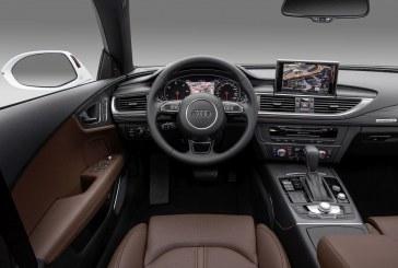 Online map update – Mises à jour en ligne de la carte de navigation sur les Audi A6 et A7 Sportback restylées