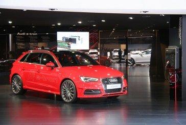 Paris 2014 – Audi A3 Sportback e-tron