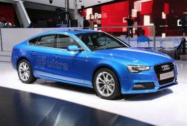 Paris 2014 - Audi A5 Sportback