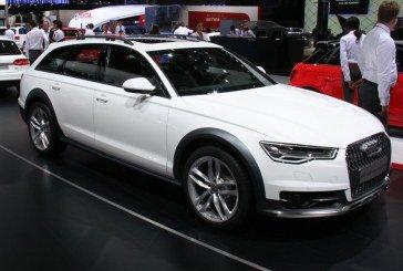 Paris 2014 – Audi A6 allroad restylée