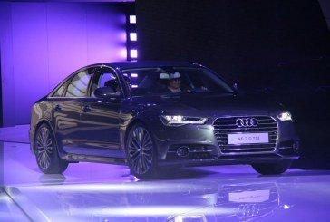 Paris 2014 – Nouvelle Audi A6 restylée