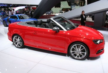 Paris 2014 – Audi S3 Berline & Audi S3 Cabriolet