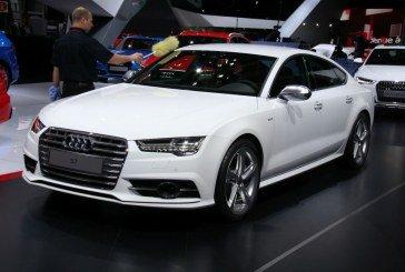 Paris 2014 – Nouvelle gamme Audi A7 / S7 / RS 7 Sportback