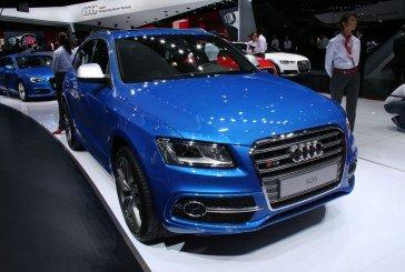 Paris 2014 – Audi SQ5