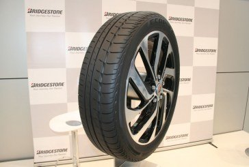 Paris 2014 - Bridgestone annonce le développement du pneu