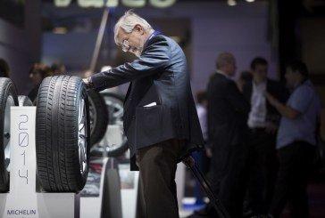 Paris 2014 - Michelin présente la technologie Michelin EverGrip