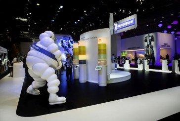 Paris 2014 - Stand et nouveautés Michelin