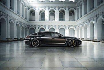 Porsche Panamera Exclusive Series - une édition limitée luxueusement équipée