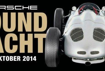 Porsche Sound Nacht 2014 - Des sons légendaires de moteurs durant une soirée au Musée Porsche