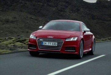 Vidéo publicité nouvelle Audi TTS -