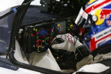 Le volant de la Porsche 919 Hybrid – Une interface de contrôle multifonctionnelle