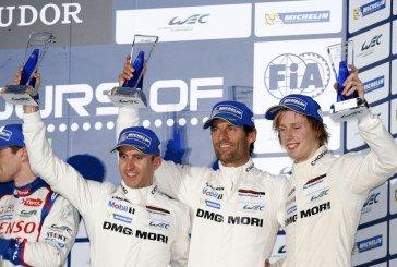 WEC - Podium et quatrième place aux 6 Heures de Fuji pour les Porsche 919 Hybrid
