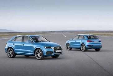 Nouvelles Audi Q3 & Audi RS Q3 restylées