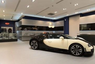 Bugatti nomme un nouveau concessionnaire au Japon