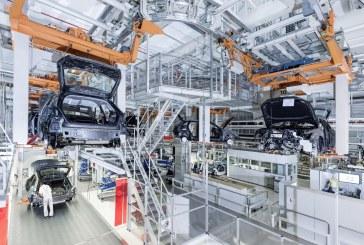Sur la ligne d'assemblage : la production de l'Audi A3 Sportback e-tron