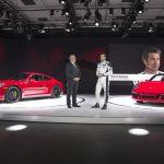 Los Angeles 2014 – Première mondiale des Porsche 911 Carrera GTS et Cayenne GTS