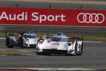 WEC - Audi marque 22 points et rate le podium aux 6 Heures de Shanghai