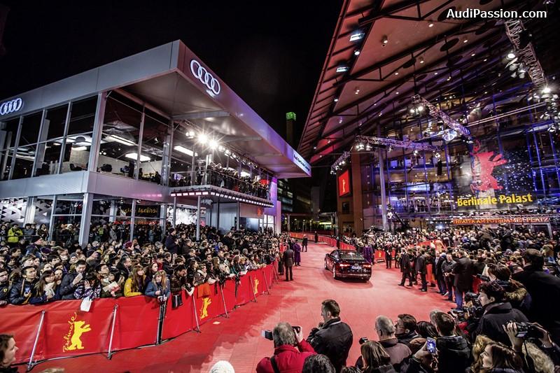 Audi foerdert Kurzfilm-Regisseure auf der Berlinale